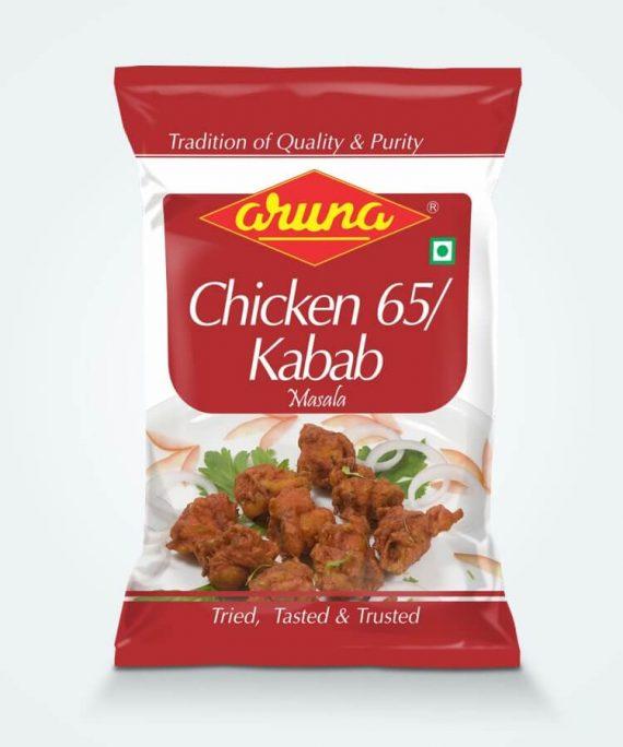Chicken-65 Kabab Masala