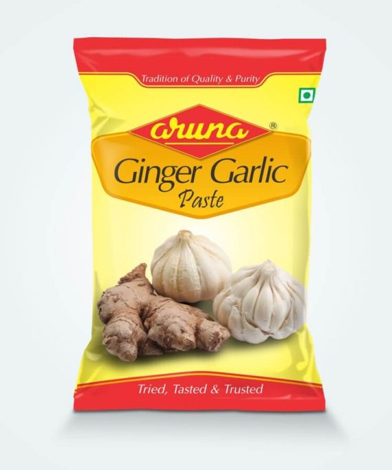 Aruna masala ginger garlic paste