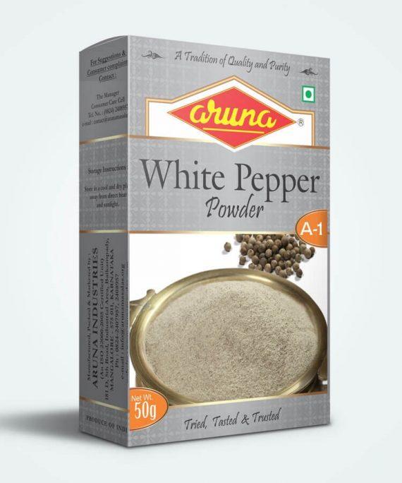 A1 White Pepper Powder